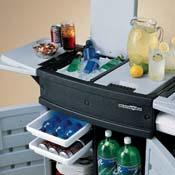 BB100 Barbecue Station - Inset 2