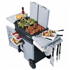 BB100 Barbecue Station