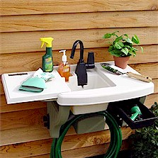 WS125 Outdoor Sink